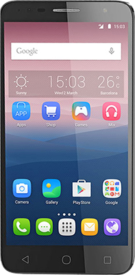 Alcatel Pop 4 (8GB Grey) on 4GEE Max 3GB (24 Month(s) contract) with UNLIMITED mins; UNLIMITED texts; 3000MB of 4G Triple-Speed data. £32.99 a month (Consumer Upgrade Price). Extras: Sonos Play 1 Smart.
