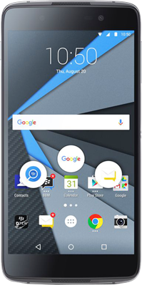 BlackBerry DTEK50 (16GB Black) on 4GEE 2GB (24 Month(s) contract) with UNLIMITED mins; UNLIMITED texts; 2000MB of 4G Double-Speed data. £27.99 a month. Extras: iT7 Audio iT7x2i Wireless Bluetooth Headphones (Black).