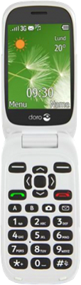 Doro 6030 (Grey) on 4GEE Essential 300MB (24 Month(s) contract) with 300 mins; UNLIMITED texts; 300MB of 4G Double-Speed data. £14.99 a month. Extras: iT7 Audio iT7x2i Wireless Bluetooth Headphones (Black).