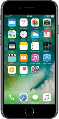 Apple iPhone 7 (128GB Black Refurbished) at £109.99 on Red Extra (24 Month(s) contract) with UNLIMITED mins; UNLIMITED texts; 4000MB of 4G data. £36.00 a month.