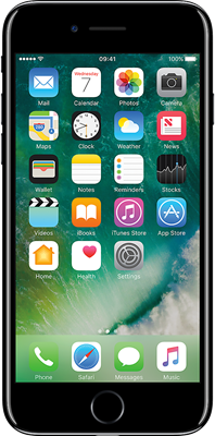Apple iPhone 7 (128GB Jet Black) at £104.99 on O2 4G Non-Refresh (24 Month(s) contract) with UNLIMITED mins; UNLIMITED texts; 1000MB of 4G data. £39.00 a month.