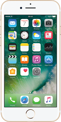 Apple iPhone 7 (256GB Gold) at £264.99 on Advanced 30GB (24 Month(s) contract) with UNLIMITED mins; UNLIMITED texts; 30000MB of 4G data. £54.00 a month. Extras: Unlimited Music with Deezer for 3 months.