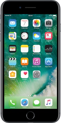Apple iPhone 7 Plus (32GB Black) on Red Entertainment (24 Month(s) contract) with UNLIMITED mins; UNLIMITED texts; 8000MB of 4G data. £60.00 a month.