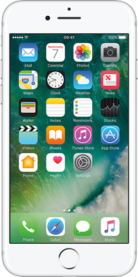 Apple iPhone 7 (128GB Silver) at £69.99 on Essentials (24 Month(s) contract) with 500 mins; UNLIMITED texts; 500MB of 4G data. £40.00 a month.