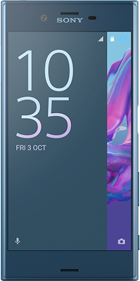 Sony Xperia XZ (32GB Forest Blue) on Red Entertainment (24 Month(s) contract) with UNLIMITED mins; UNLIMITED texts; 8000MB of 4G data. £48.00 a month.