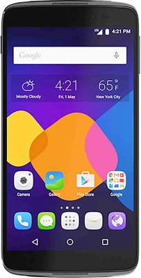 Alcatel Idol 3 (5.5) (8GB Dark Grey) on Essentials (24 Month(s) contract) with 250 mins; UNLIMITED texts; 250MB of 4G data. £17.00 a month.
