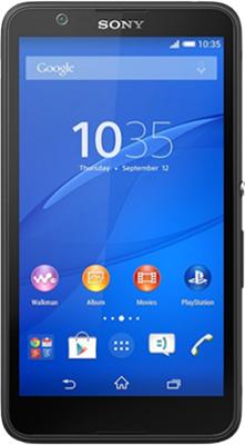 Sony Xperia E4G (Black) at £79.99 on O2 Big Bundle with 1500 mins; 4000 texts; 2000MB of 4G data. Extras: Top-up required: £20.