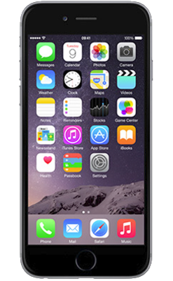 Apple iPhone 6s (128GB Space Grey) at £49.99 on O2 Refresh 4G (24 Month(s) contract) with UNLIMITED mins; UNLIMITED texts; 3000MB of 4G data. £44.00 a month.
