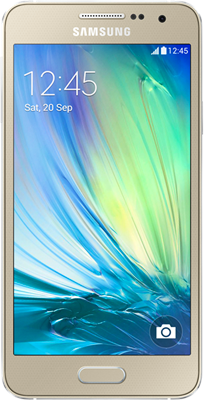 Samsung Galaxy A3 2016 (16GB Gold) on 4GEE 10GB (24 Month(s) contract) with UNLIMITED mins; UNLIMITED texts; 10000MB of 4G Double-Speed data. £42.99 a month (Consumer Upgrade Price). Extras: iT7 Audio iT7x2 Wireless Bluetooth Headphones (Orange).