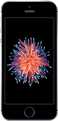 Apple iPhone SE (32GB Space Grey) on 4GEE Max 15GB (24 Month(s) contract) with UNLIMITED mins; UNLIMITED texts; 15000MB of 4G Triple-Speed data. £42.99 a month. Extras: iT7 Audio iT7x2 Wireless Bluetooth Headphones (Orange).