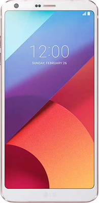 LG G6 (32GB White) at £114.99 on 4GEE Essential 500MB (24 Month(s) contract) with 500 mins; UNLIMITED texts; 500MB of 4G Double-Speed data. £30.49 a month.