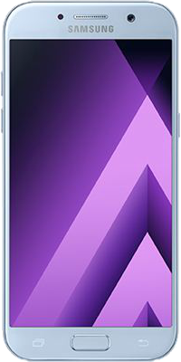 Samsung Galaxy A5 2017 (32GB Blue Mist) at £134.99 on Essential 2GB (24 Month(s) contract) with UNLIMITED mins; UNLIMITED texts; 2000MB of 4G data. £21.00 a month. Extras: Unlimited Music with Deezer for 3 months.