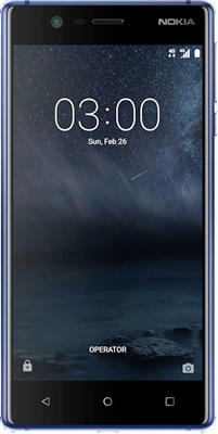 Nokia 3 (16GB Matte Black) on 4GEE 5GB (24 Month(s) contract) with UNLIMITED mins; UNLIMITED texts; 5000MB of 4G Double-Speed data. £32.99 a month. Extras: Sony Playstation 4 (500GB Black).