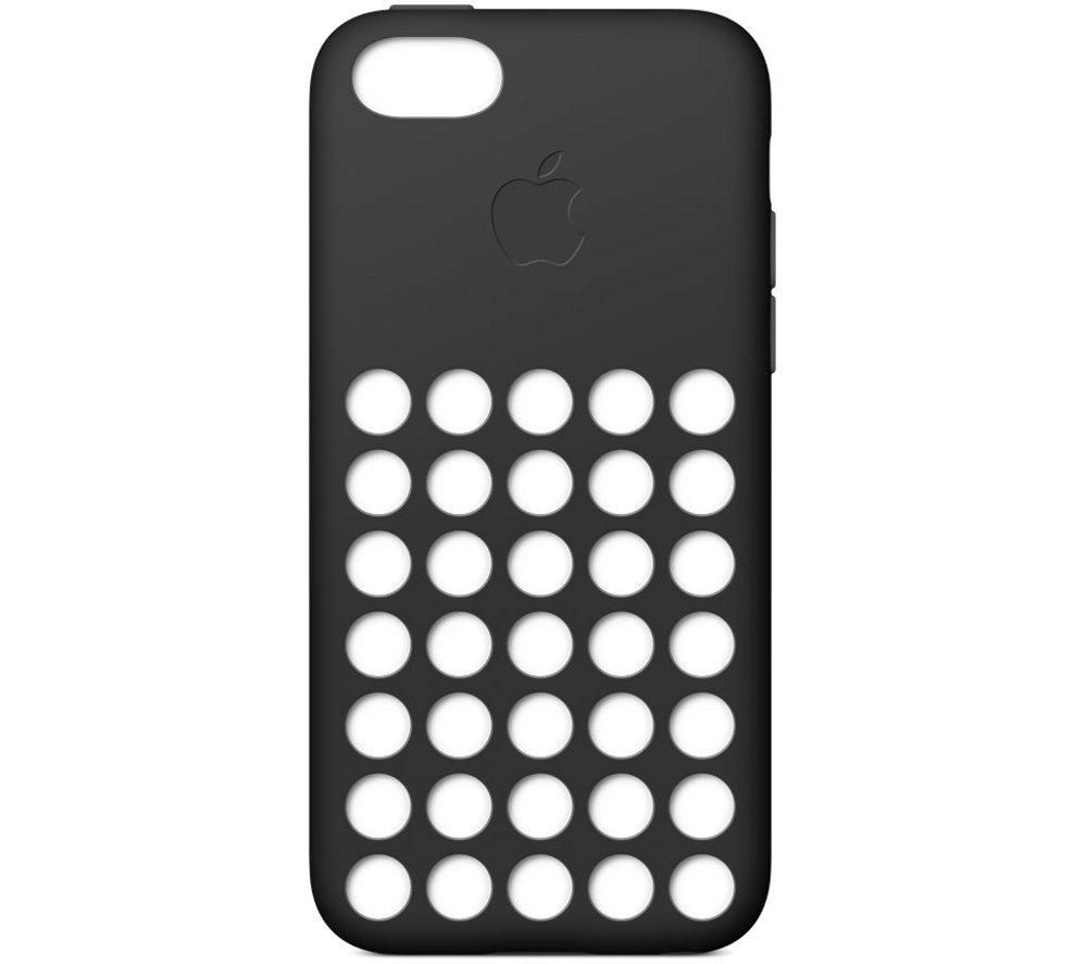 Apple iPhone 5c Case - Black, Black