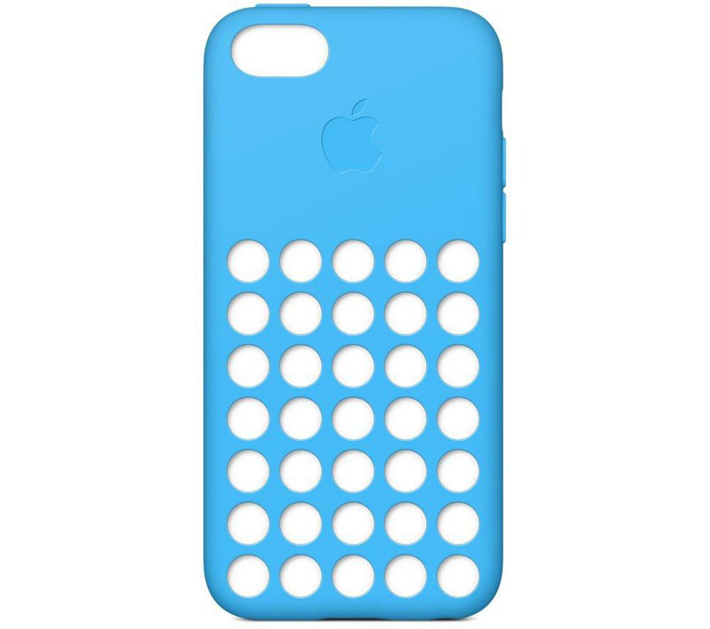 Apple iPhone 5c Case - Blue, Blue