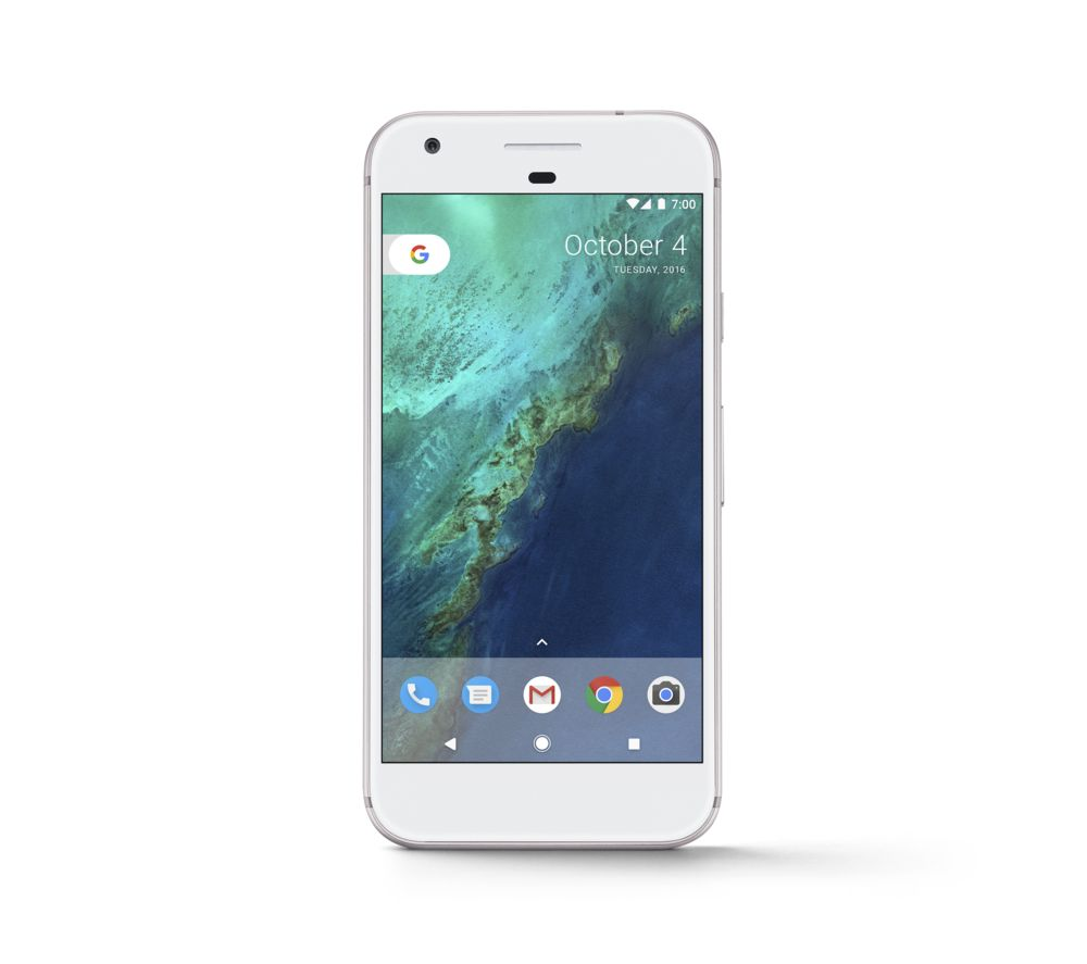 PIXEL XL Phone by Google - 32 GB, Silver, Silver