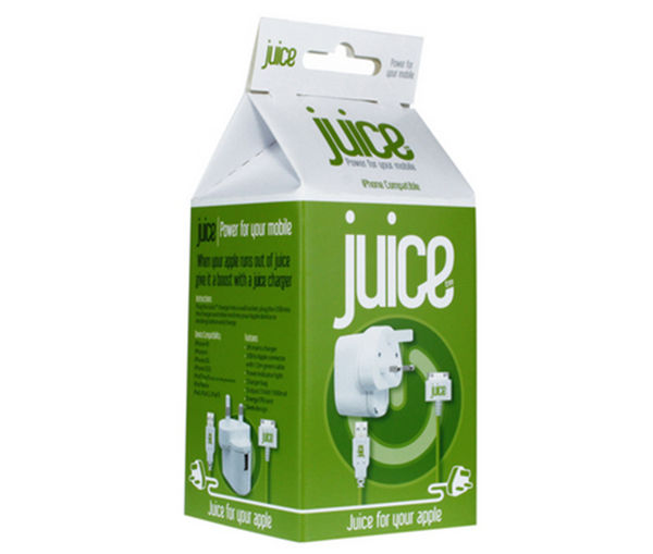 Juice Apple Mains Charger - 1.5m
