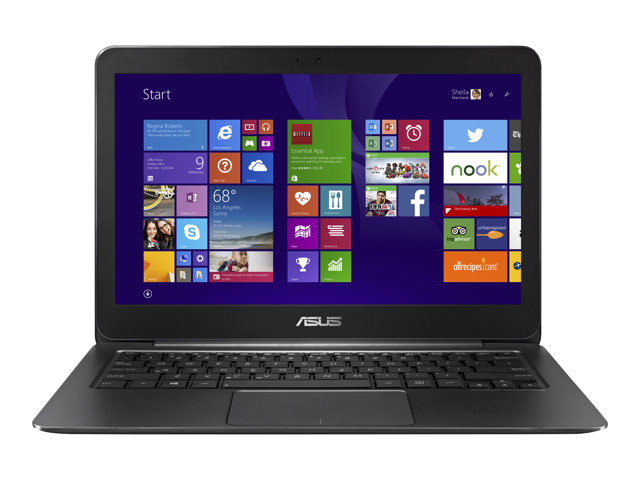 "ASUS ZENBOOK UX305FA-FC061T - 13.3"" - Core M 5Y10 - Windows 10 Home 64-bit Edition - 8 GB RAM - 128 GB SSD"