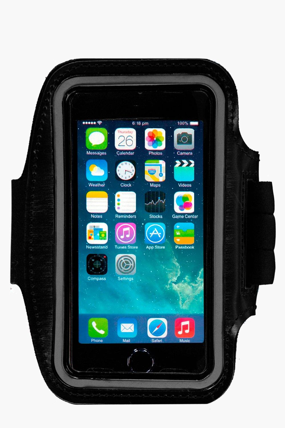Merchantboohoocom Jivo Sports Armband Black Iphone 6