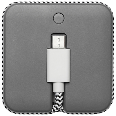 Native Union Jump Cable, 2-in-1 Cable and Portable Charger for Micro-USB Smartphones