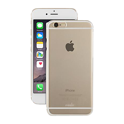 Moshi iGlaze XT Case for iPhone 6, Clear
