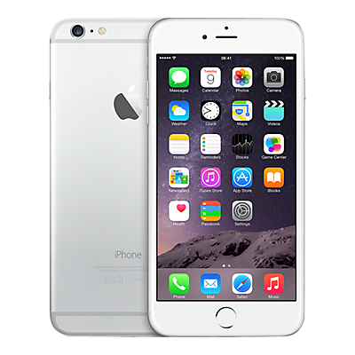 "Apple iPhone 6 Plus, iOS, 5.5"", 4G LTE, SIM Free, 16GB"