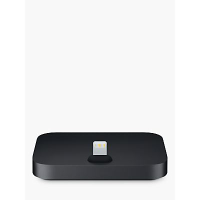 Apple iPhone Lightning Dock, Black