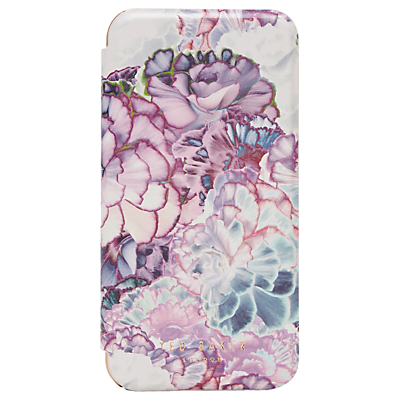 Ted Baker Brontay Illuminated Bloom iPhone 6 Case, Purple