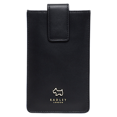 Radley Oak Hill Woods Leather Phone Case