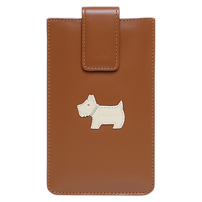 Radley Heritage Dog Leather Case For iPhone